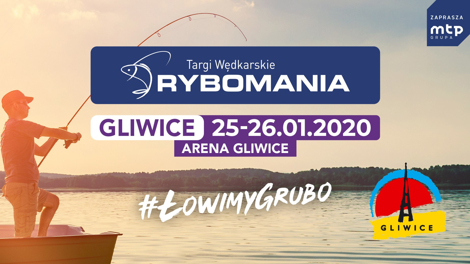 RYBOMANIA GLIWICE  25-26 01.2020