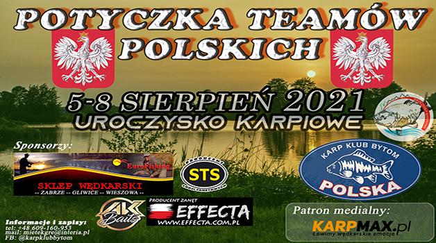 POTYCZKA TEAMÓW POLSKICH 2021 !!!